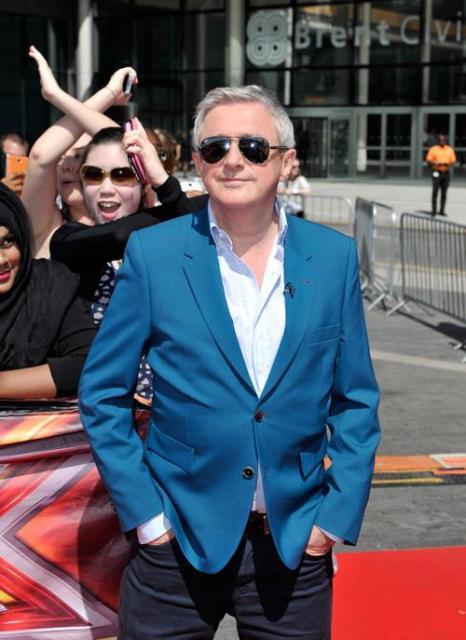 Майкл Уолш прибыл на прослушивания шоу талантов «X-фактор» в Лондоне 15 июля 2013 года. Фото: Gareth Cattermole/Getty Images