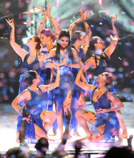 Селена Гомес на вручении премии Radio Disney Music Awards 2013. Фото: Frederick M. Brown/Getty Images