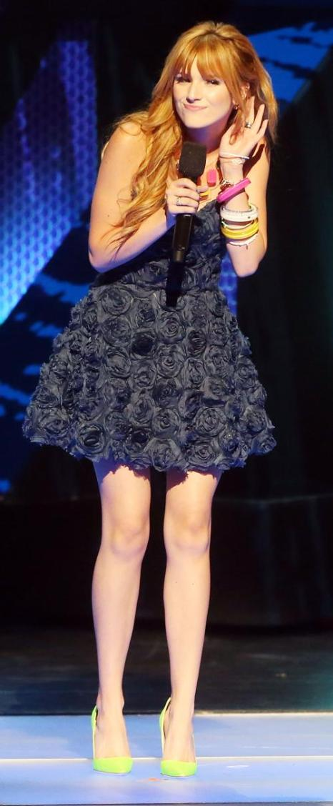 Актриса Белла Торн на вручении премии Radio Disney Music Awards 2013. Фото: Frederick M. Brown/Getty Images