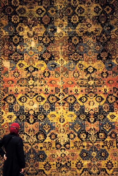 Коллекция исламского искусства в музее Метрополитен. Фото: EMMANUEL DUNAND/AFP/Getty Images