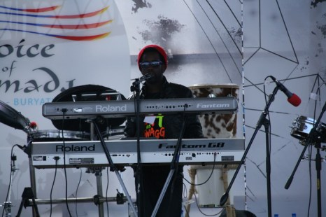 IV Международный музыкальный фестиваль «Голос кочевников» в  Улан-Удэ. Фото: Доржи Гомбоев/Великая Эпоха (The Epoch Times)