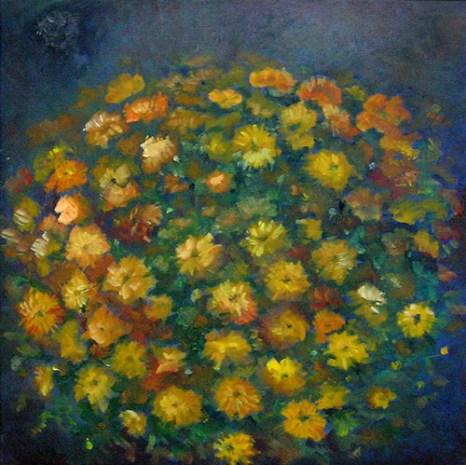 Желтые цветы. Фото с сайта tarbut.zahav.ru