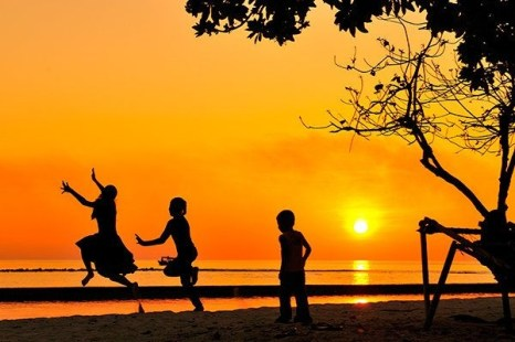 Золотой свет. Фото:muha/xaxor.com