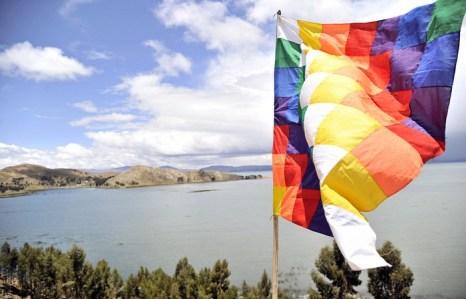 Озеро Титикака. Фото: AIZAR RALDES/AFP/Getty Images