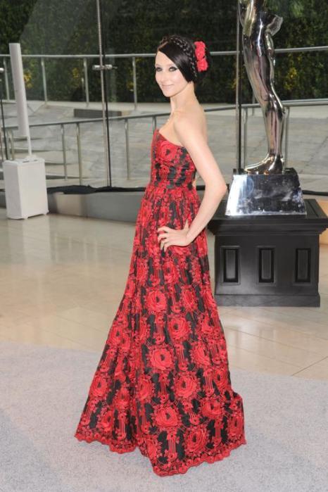Стейси Бендет на вручении Премии моды CFDA Fashion Awards 2013 в Нью-Йорке. Фото: Jamie McCarthy/Getty Images