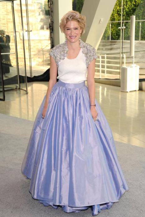 Джули Маклоу на вручении Премии моды CFDA Fashion Awards 2013 в Нью-Йорке. Фото: Jamie McCarthy/Getty Images