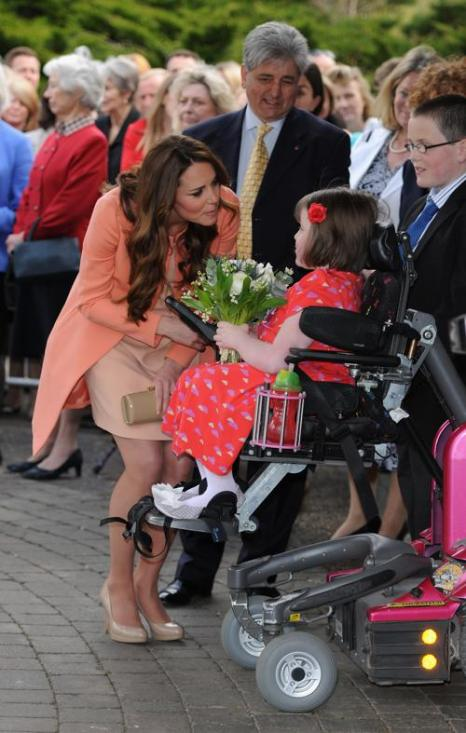 Герцогиня Кембриджская посетила детский хоспис в Хэмпшире. Фото: Eamonn M. McCormack/Getty Images