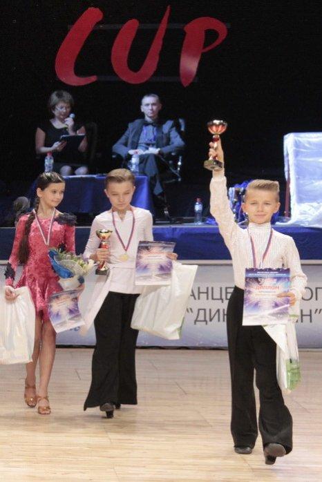 Награждение победителей в категории «Дети 1». Фото: Николай Карпов/Великая Эпоха (The Epoch Times)