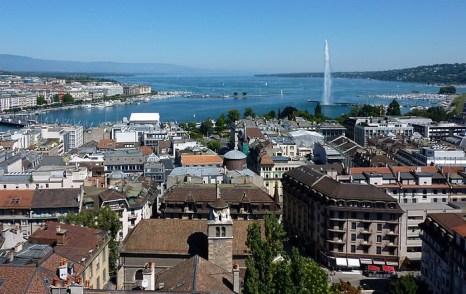 Женева, Швейцария. Фото: Becks/commons.wikimedia.org