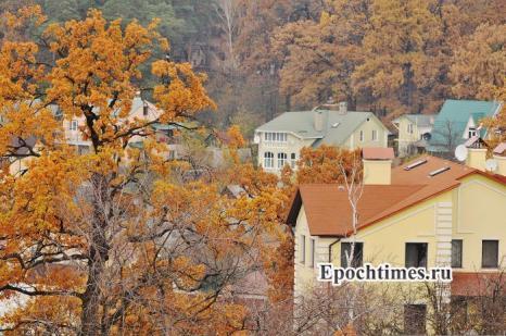 Загородное жильё. Фото: Великая Эпоха (The Epoch Times)