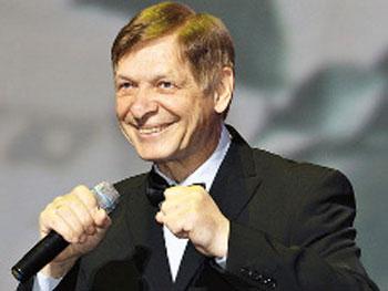 Эдуард Хиль, концерт в Москве. Фото с сайта www peoples.ru