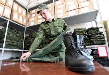 Реформы в армии.Фото: KIRILL KUDRYAVTSEV/Getty Images