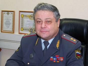 Вячеслав Захаренков. Фото с сайта пресс-службы МВД