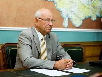 Юрий Берг. Фото с orenburg-gov.ru