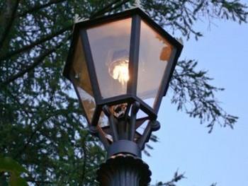 Газовый фонарь. Фото с сайта