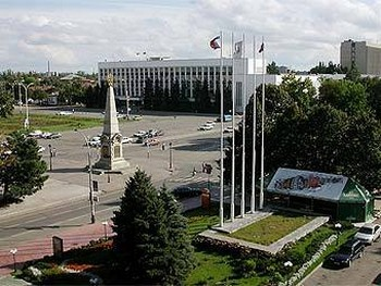 Краснодар. Фото пользователя Lite с wikipedia.org