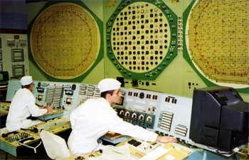Первый атомный реактор в Железногорске был введен в эксплуатацию в 1958 году. Фото: sibghk.ru