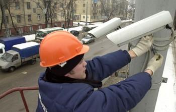 В Калуге заработала система видеослежения на дорогах. Фото: safe.cnews.ru