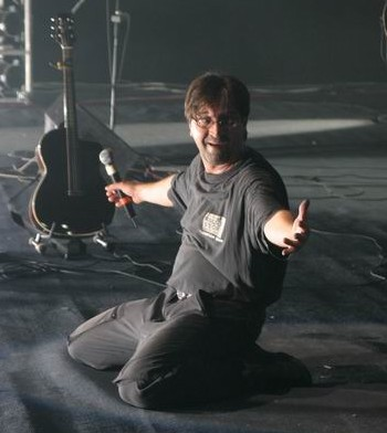 Рок-музыкант Юрий Шевчук. Фото с muslib.ru
