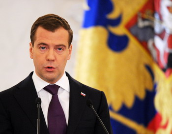 Снять АН-24 с эксплуатации предложил президент  Медведев после авиакатастрофы в Томской области. Фото: NATALIA KOLESNIKOVA/AFP/Getty Images