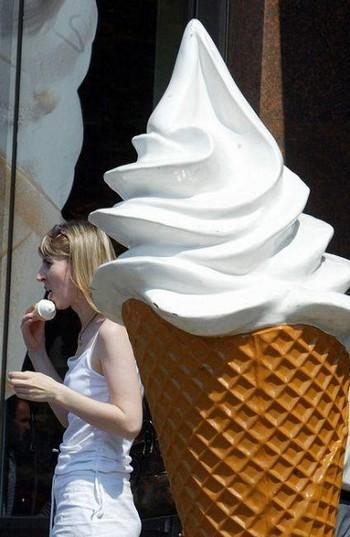 В Туле будут производить мороженное. Фото: SERGEI SUPINSKY/AFP/Getty Images