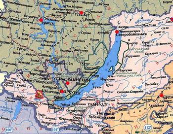 В Бурятии произошло землетрясение магнитудой 5,4 балла. Фото с Фото с сайта ipa.nw.ru
