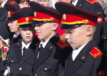 Президентское кадетское училище будет открыто   в Ставрополе к 1 сентября. Фото с portamur.ru