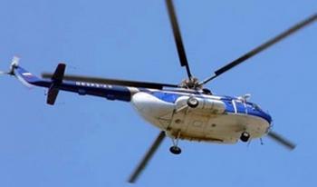 Ми-8 потерпел крушение на Чукотке, погибли 4 человека. Фото с briansk.ru