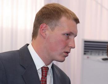Депутат Госдумы Роберт Шлегель предложил запретить цитировать террористов. Фото с сайта shlegel.ru