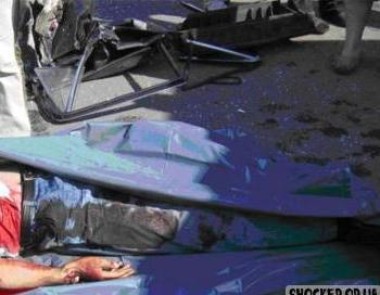 Сегодня ночью жертвами двух ДТП в Москве стали шесть человек. Фото с сайта shocked.od.ua