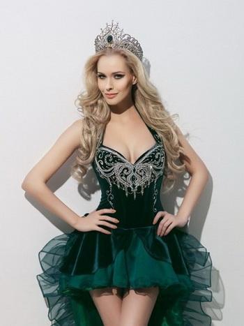 Наталья Переверзева. Фото: ru.fashionmag.com