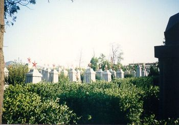 Кладбище в Порт-Артуре. Фото с сайта soratnik2006.narod.ru