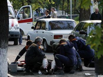 В результате войны на Северном Кавказе ежедневно погибают один или два человека. Фото  сайта svobodanews.ru