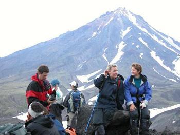 Авачинский вулкан. Фото:  rusadventures.ru