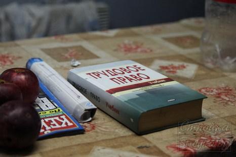 Антон  Волошин читает лекции в Университете по рудовому праву.  Фото:  stroyka.by