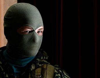 Казбек Ташуев, один из лидеров  джамаата, вероятно, стоит за взрывами на Баксанском ГЭС. Фото:  Dima KOROTAYEV/Epsilon/Getty Images