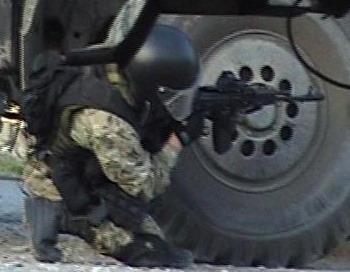 Спецоперация в Эльбрусском районе Кабардино-Балкарии помогла обнаружить базу боевиков. Фото с сайта kalitva.ru