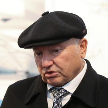 Юрий Лужков. Фото из архива РИА Новости