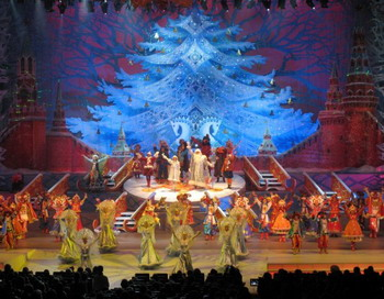 Кремлевская елка.Фото с сайта snpltd.ru