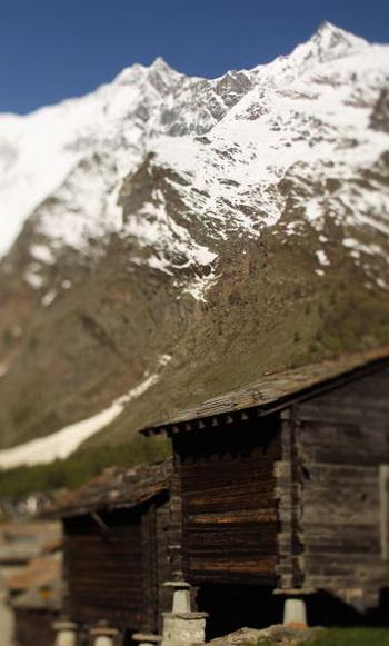 Пятеро немецких альпинистов погибли на пике Лаггинхорн в Швейцарских Альпах. Фото: Mark Kolbe/Getty Images