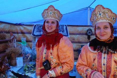 На выставке «52 района 52-го региона». Фото: Николай Карпов/Великая Эпоха (The Epoch Times)