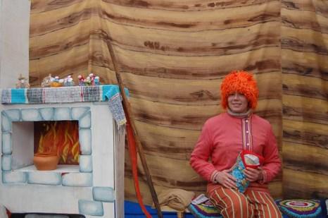 Чкаловский центр ремёсел на пл. Минина. Фото: Николай Карпов/Великая Эпоха (The Epoch Times)