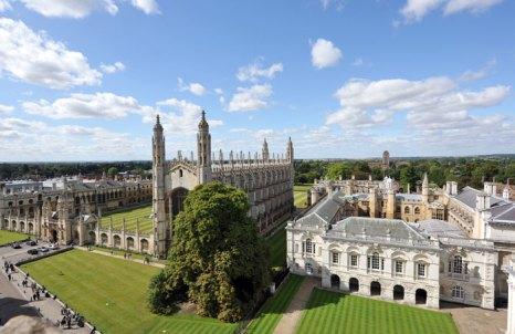 Кембридж - университетский город, административный центр и неметропольный округ графства Кембриджшир. Фото: oversnap/Photos.com