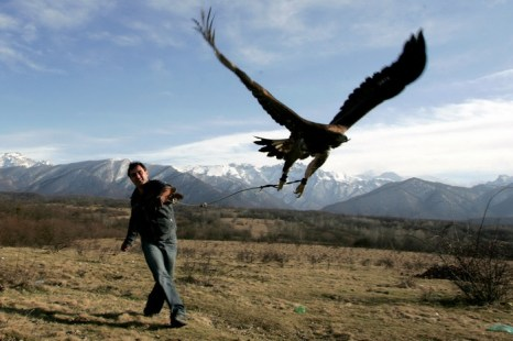 Фото: KAZBEK BASAYEV/AFP/Getty Images