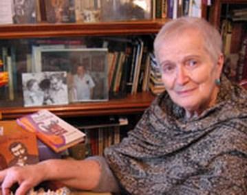 Умерла выдающаяся переводчица с испанского Элла Брагинская. Фото с сайта vmdaily.ru