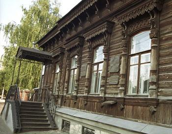 Пензенский Музей сценического искусства. Фото с сайта autotravel.ru