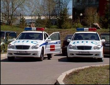 Патруль ДПС. Фото с сайта fedpress.ru