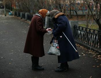 Рассматривается законопроект Ивановской области «Дети войны». Фото: Harry Engels/Getty Images