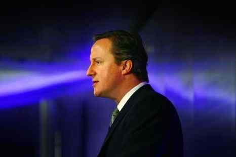 Премьер-министр Великобритании Дэвид Кэмерон. Фото: Peter Macdiarmid/Getty Images
