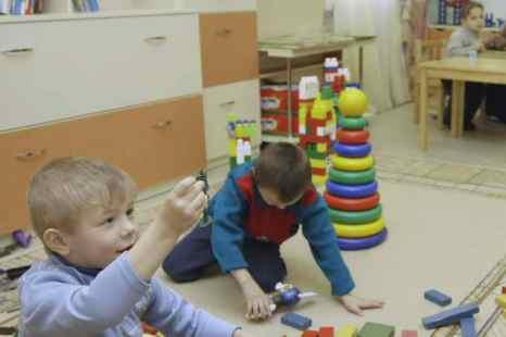 Причиной заболевания воспитанников ростовского детского сада явился энтеровирус. Фото: DMITRY ASTAKHOV/AFP/Getty Images